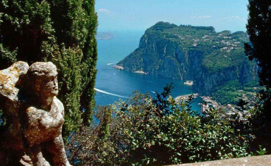 Udgangspunktet for rejsen er den lille bjergby Scala på Amalfikysten. – Foto: Albatros Travel