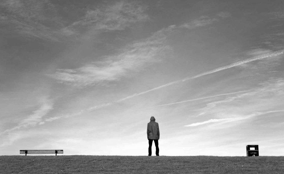 """""""Jeg synes ikke, at vi nærmer os katastrofen. Mænd er ved at finde ud af det,"""" siger mandeblogger Ole Grosen. – Arkivfoto: Alexander Nicholson/Millennium Images/Ritzau Scanpix."""