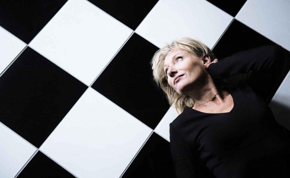 Man kan først leve livet rigtigt, når man bekæmper sin frygt, mener Kathrine Lilleør. – Foto: Cæciliie Philipa Vibe Pedersen.