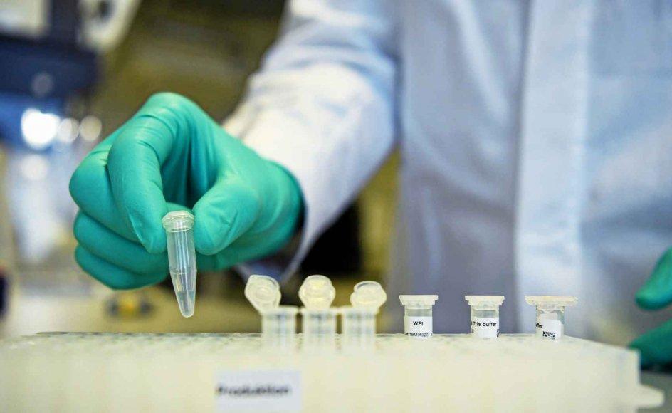 Den statslige vaccineproduktion var urentabel, og derfor var et salg af instituttet uundgåeligt, siger Nils Strandberg Pedersen, der indtil 2016 var administrerende direktør i Statens Serum Institut i 18 år. – Foto: Andreas Gebert/Reuters/Ritzau Scanpix.