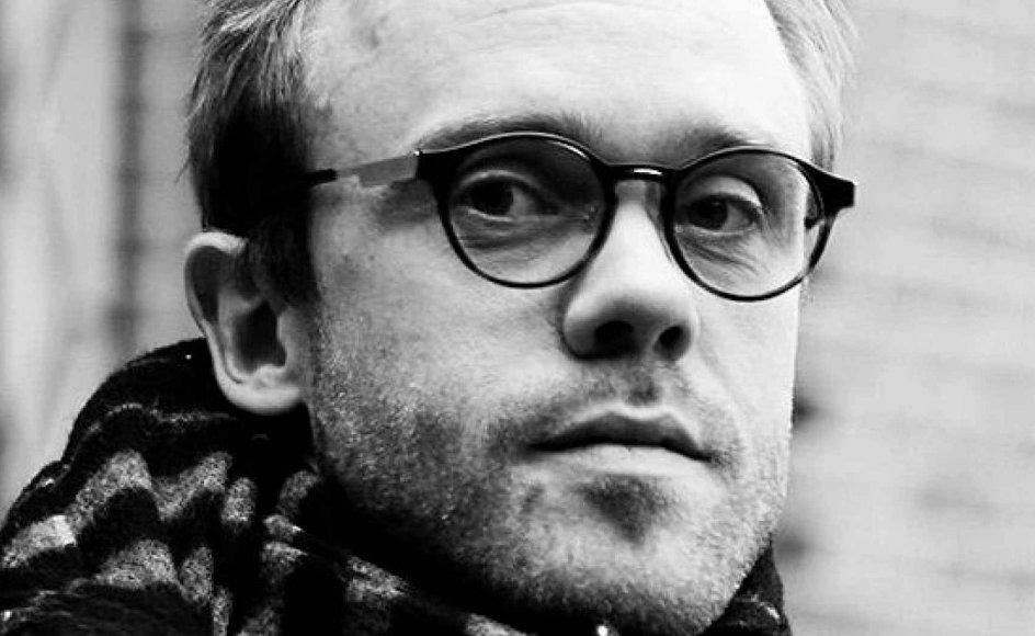 Portræt af Rasmus Dreyer til Troens Øjeblik
