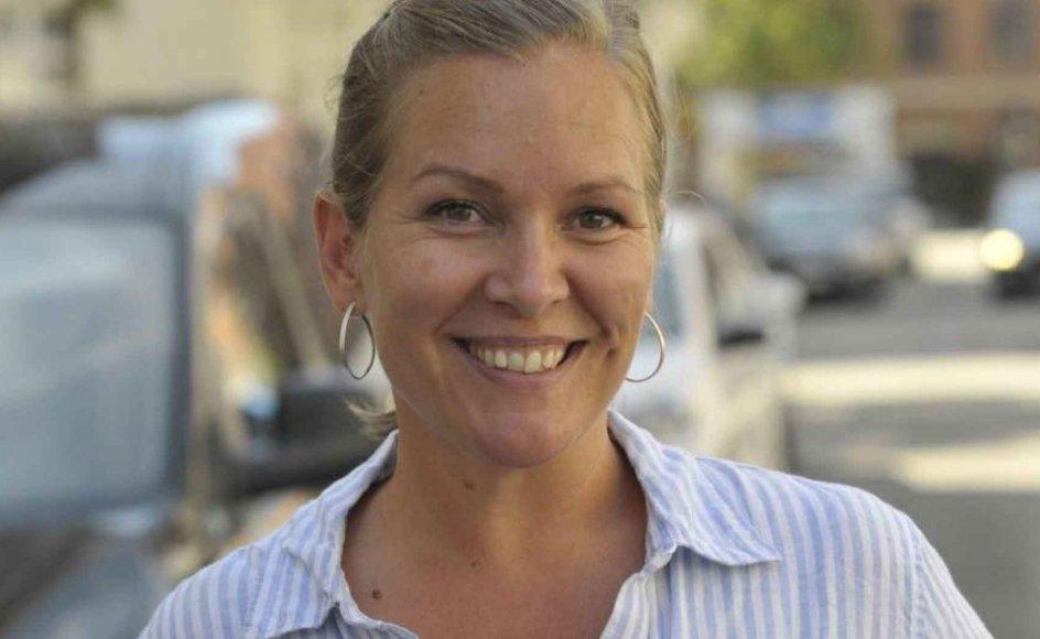 Mette Bertelsen ser frem til at kunne følge med i de kommende pressemøder om coronasmitten. Hun ser gerne, at tegnsprogstolkning bliver mere udbredt.