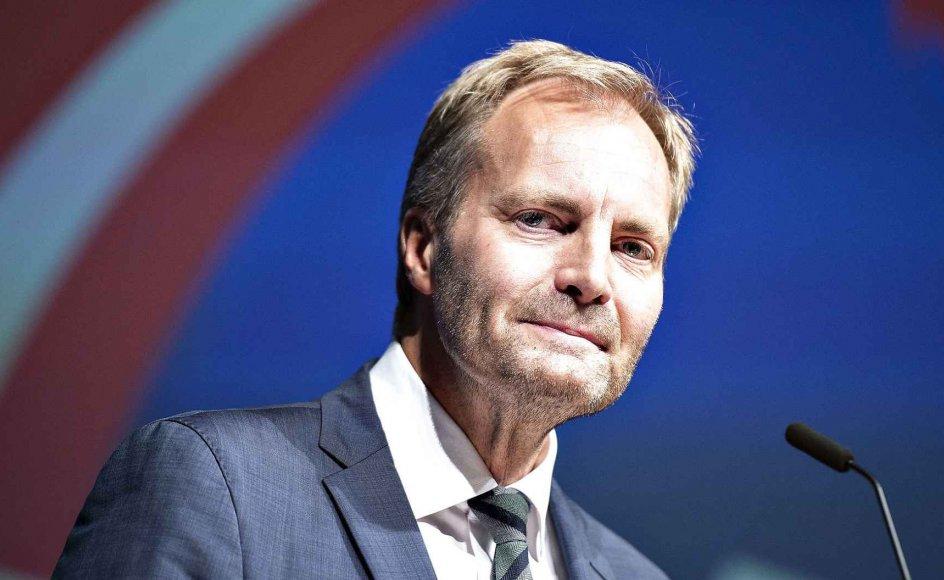 Når coronakrisen er overstået, bliver der brug for et kulturliv, der kan være med til at give danskerne livskvaliteten og modet tilbage, skriver gruppeformand Peter Skaarup (DF) i et debatindlæg.