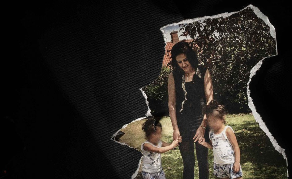 Drabet på Huda Ali Ahmad (billedet) er seneste eksempel på social kontrol og æresvold i muslimske miljøer. Hvis vi skal komme det til livs, kræver det en holdningsændring, som kun kan løses af muslimerne selv, skriver Aminah Tønnsen. – Privatfoto bearbejdet af Julie Meldhede Kristensen.