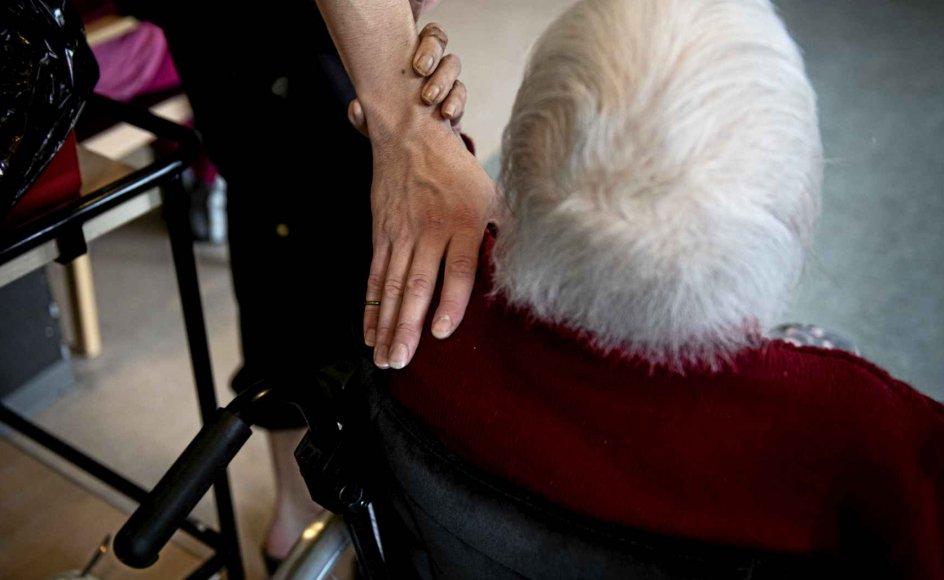 Der er noget galt med etik, moral og det indre kompas, når plejepersonale behandler en beboer på et plejehjem, som det var tilfældet med demente Else. Sagen har vakt debat, efter Ekstra Bladet offentliggjorde TV 2's optagelser fra et plejehjem i Aarhus.