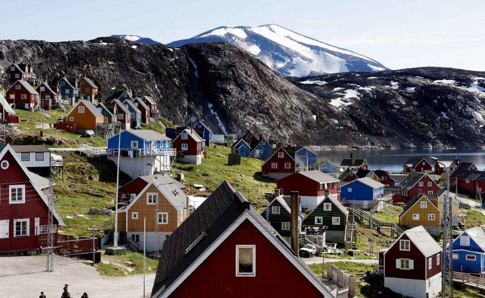 """Når man på Nationalmuseet i fremtiden skal læse om det oprindelige folk i Grønland, bliver det ikke længere med betegnelsen """"eskimo"""". Det er ligefremt pinligt, at det stadig benyttes, mener museuminspektør og seniorforsker. Arkivfoto."""