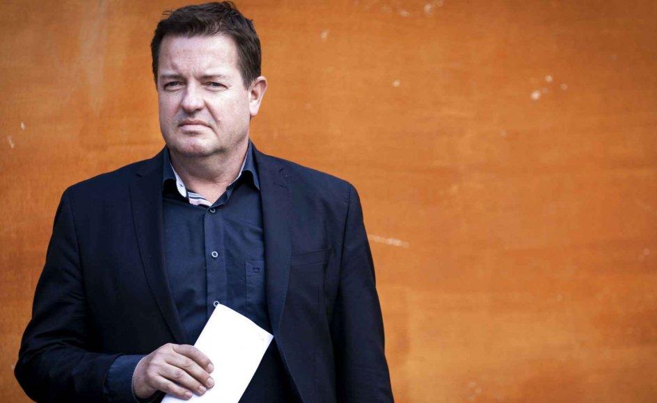 """""""Jeg har betragtet Radikale Venstres folketingsgruppe som den mest aseksuelle forsamling, jeg har været i,"""" siger Jens Rohde"""