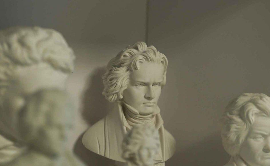 To af tidernes største tyske kulturpersonligheder satte tirsdag aften hinanden stævne i Garnisonskirken i København, da Det Danske Thomas Mann Selskab afholdt et arrangement for at markere Beethovens 250 år.