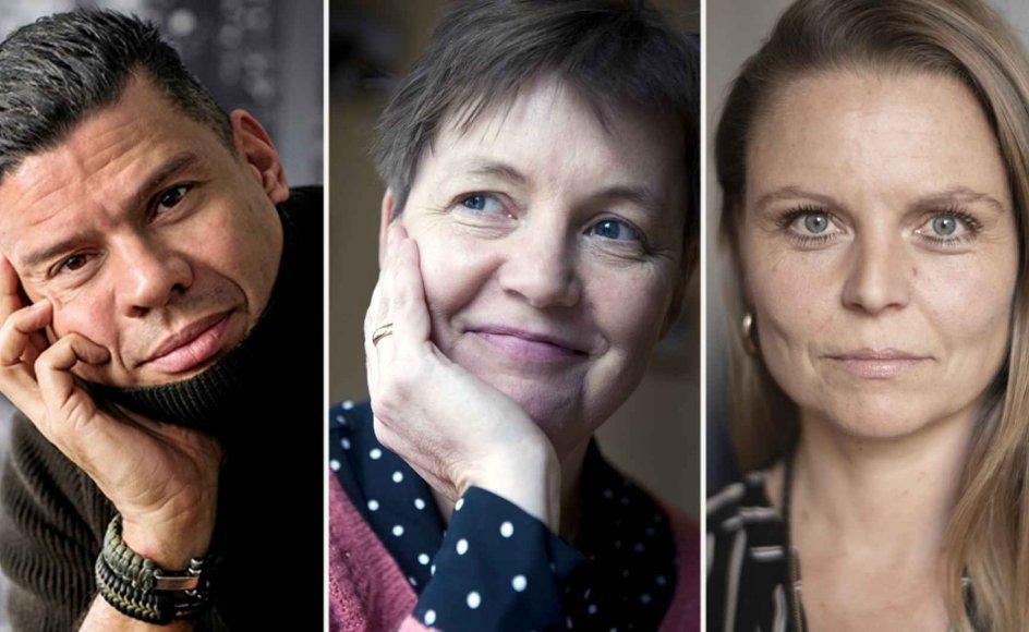 Vincent Hendricks, Katrine Marie Guldager og Lotte Blicher Mørk fortæller om den jul, der husker bedst.