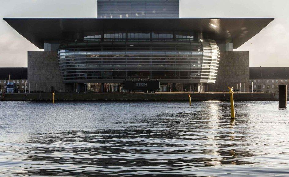 """Kammeroperaen """"The Doll behind the Curtain"""" havde premiere på Takkelloftet på bagsiden af Operaen i København."""