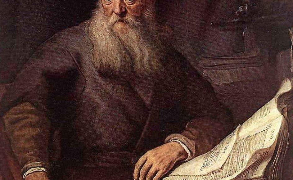 Paulus blev den person, der ifølge Carsten Mulnæs kom til at prædike en ny forståelse af identitet. Her ses han i Rembrandts skildring. – Foto: Wikicommons.