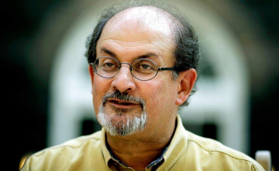 Salmen Rushdie er optaget af, hvordan litteraturen kan bringes videre: hvad romankunsten kan gøre, og hvordan det står i relation til verdens spraglede kulturliv.
