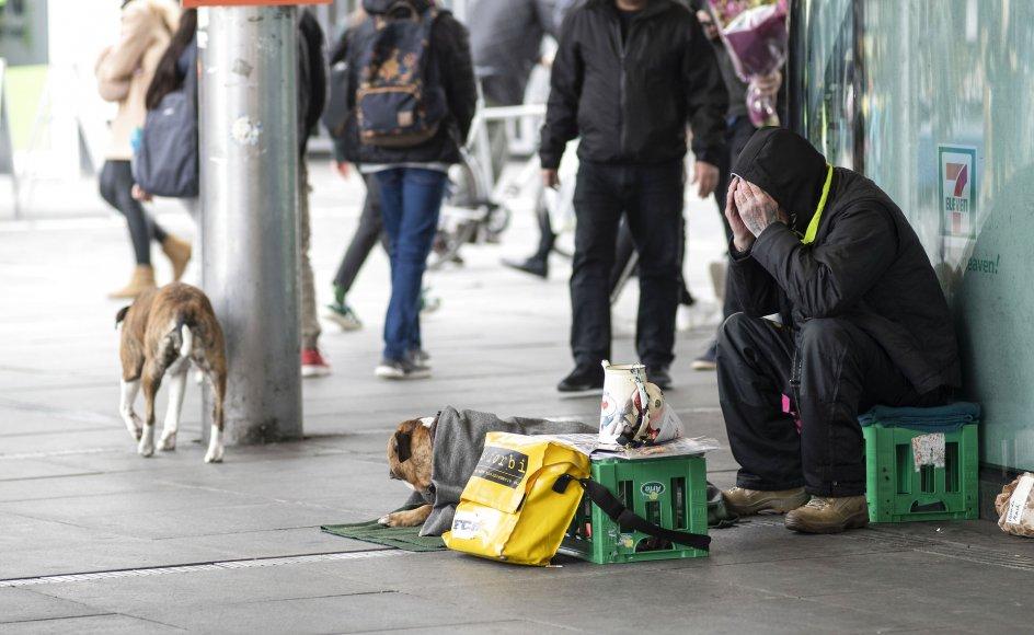 """""""I mange år har der været en tendens til at opfatte hjemløshed som noget, mennesker ikke kunne komme ud af, men det kan 9 ud 10 med den rette indsats. Der er behov for at se på hele området med nye øjne."""""""