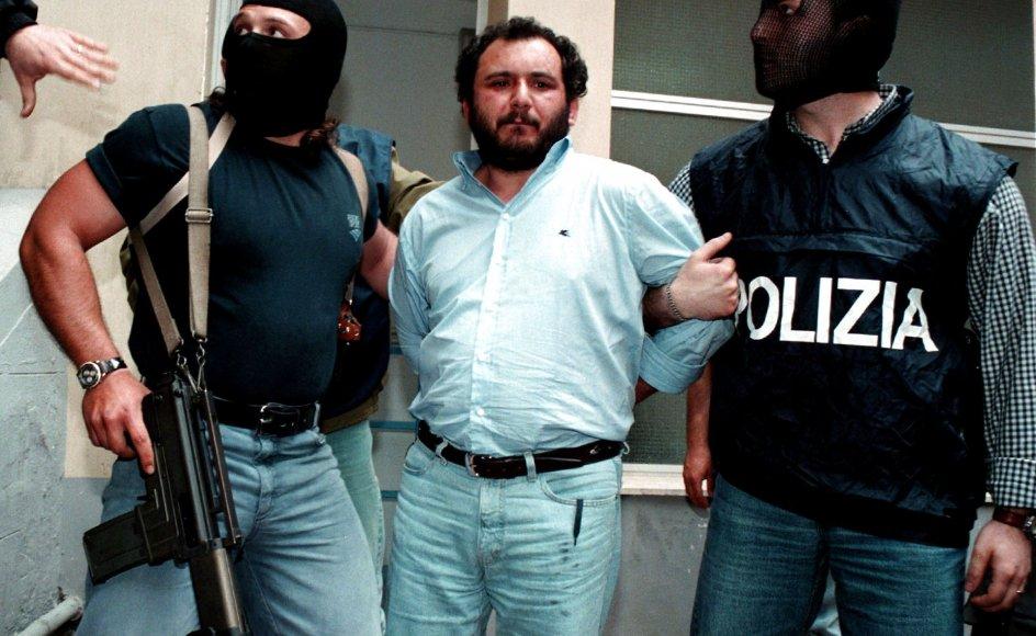 Giovanni Brusca var blandt andet manden bag drabet på den berømte undersøgelsesdommer Giovanni Falcone, der blev dræbt i et dynamitattentat i Palermo i 1992