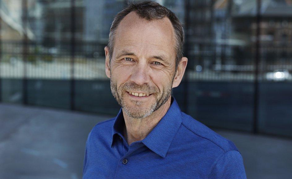 Mikael Jarnvig er kendt som vejr-vært og for åbent at tale om sin kristne tro.