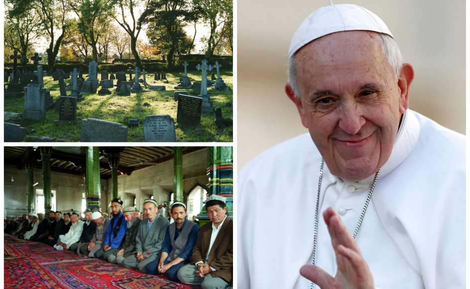 En kirkegård i København skal være terapihave for stressramte. Paven vil ikke lade tysk ærkebiskop opsige sit job, og Amnesty International rapporterer om forbrydelser mod menneskeheden i Kina.