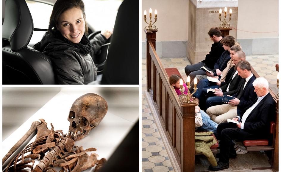 En ung viking blev myrdet i England, men vender nu hjem til familien i Danmark. Unge kører mere i bil og mindre i bus, mens overraskende mange kommer i kirken, fordi de har en kristen tro.