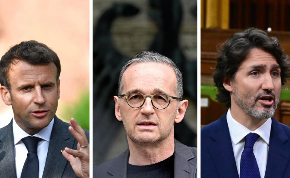Frankrigs præsident, Emmanuel Macron, Tysklands udenrigsminister Heiko Maas og den canadiske premierminister, Justin Trudeau, har alle i været ude og undskylde for deres landes fortid.