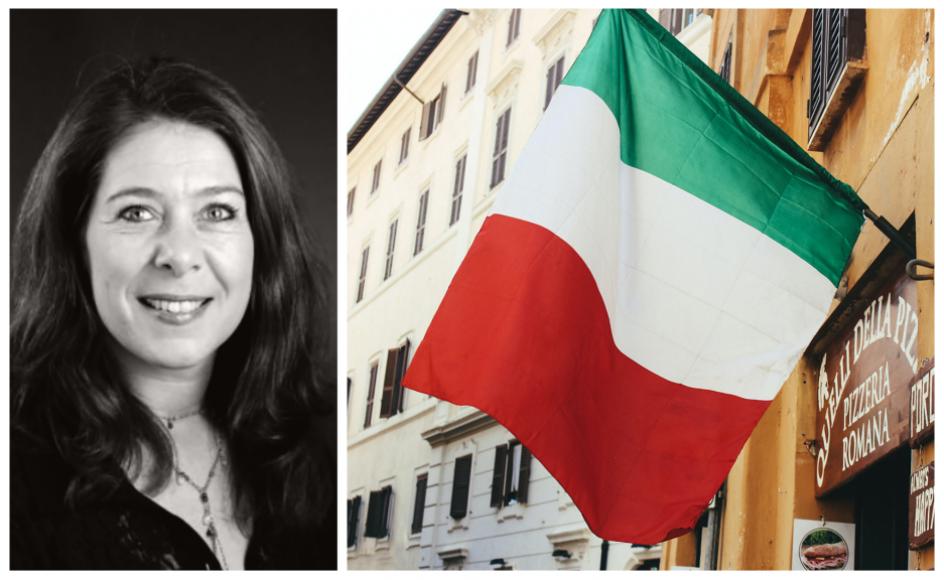 """""""Italiensk er ikke et lille sprog: Det tales af flere end 60 millioner mennesker, og mange, særligt de unge, drager mod Nordeuropa i søgen efter arbejde og et bedre liv. Det må vi forholde os til, for vi har brug for italienernes viden og kompetencer."""""""