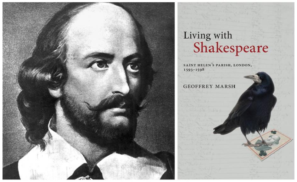 Marsh indfanger pragtfuldt livet på Shakespeares tid i sin originale mikrohistoriske skildring af forfatterens kvarter.