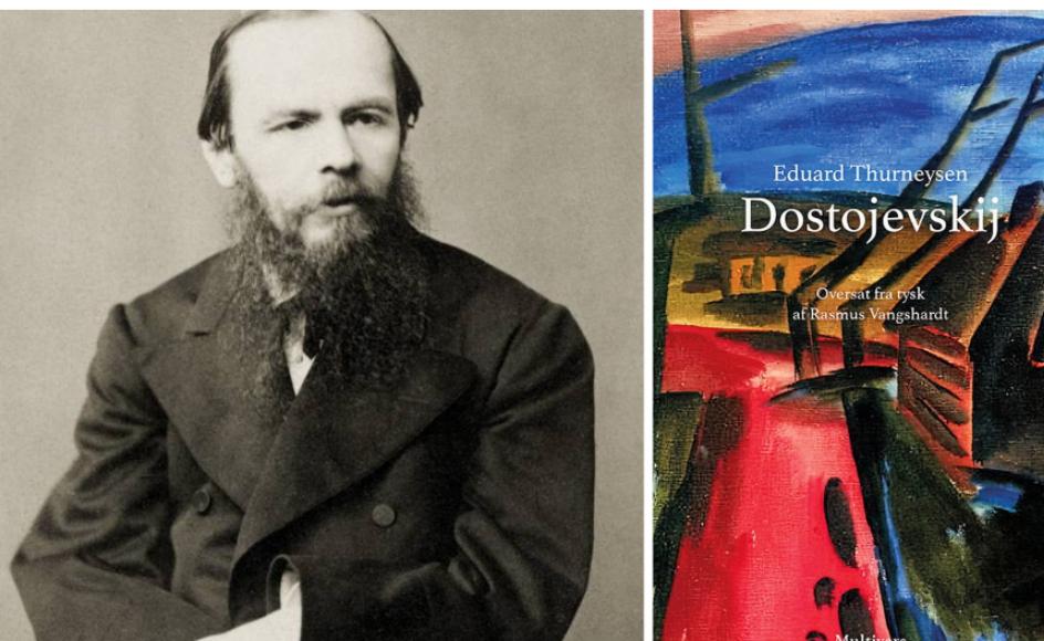 I anledningen af 200-året for den russiske forfatter F.M. Dostojevskijs fødsel og i 100-året for bogen Dostojevskij (1921) udgives den schweiziske præst Eduard Thurneysens (1888-1974) indflydelsesrige og sprængfarlige bog om Dostojevskijs hovedværker.