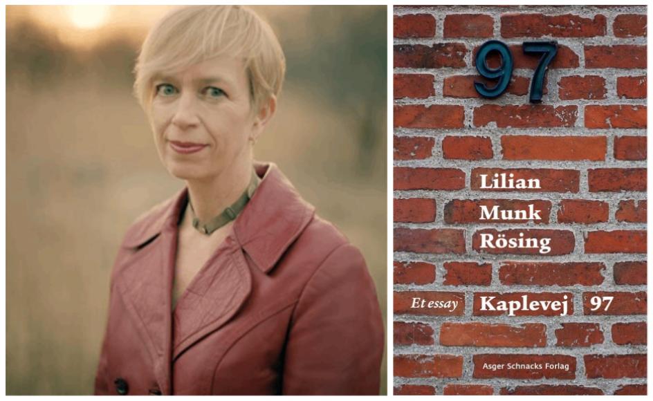 """""""At læse """"Kaplevej 97"""" er som at få en gave, man ikke vidste, man ønskede sig,"""" skriver anmelderen af Lilian Munk Rösings erindringsessay."""