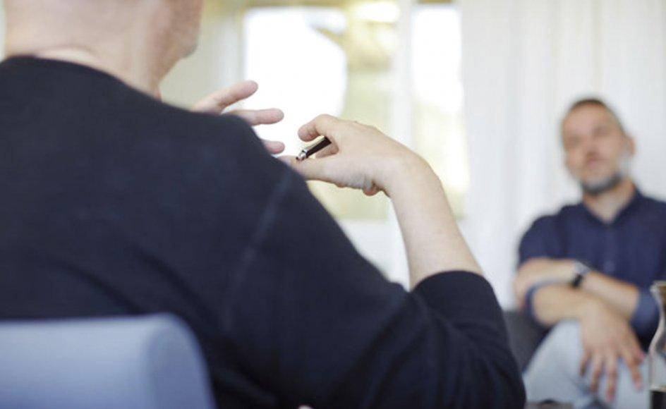Flere par går i terapi, før de rammer krisen: Det er som