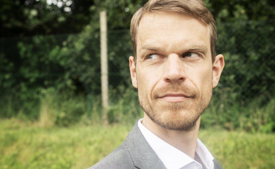 """""""Jeg har fået lov til at prædike lidt i denne sommerudsendelse på P1,"""" sagde Svend Brinkmann."""