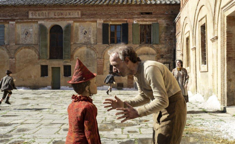 Pinocchio. Instruktør Matteo Garrone. Italien 2019. 119 minutter. Premiere over hele landet.