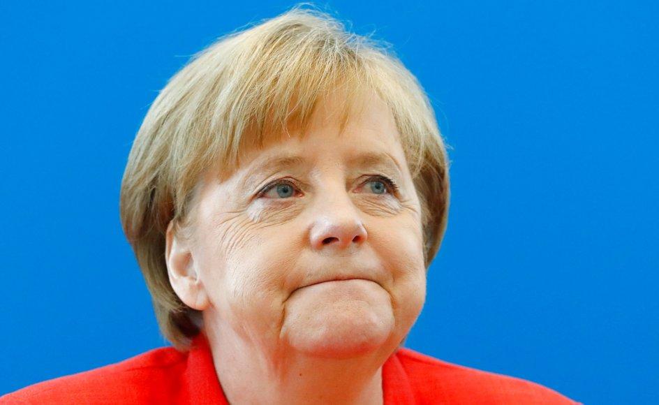 Jana Puglierin, leder af ECFR i Berlin og en af hovedforfatterne til en undersøgelse af europæernes syn på Angela Merkel, vurderer, at europæerne især hylder Merkels evne til at bygge broer. Men at det samtidig er hendes og Tysklands akilleshæl