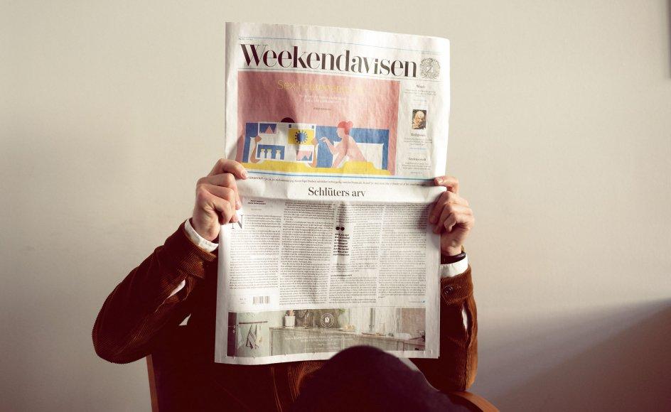 """En forsideartikel i Weekendavisen med længere citater fra en ellers hemmeligholdt advokatundersøgelse vakte for nylig stor opsigt, fordi avisen - ifølge kritikere - ikke spurgte kilderne, om det var i orden med dem. Debatten kulminerede i TV 2 News-magasinet """"Presselogen"""" i søndags."""