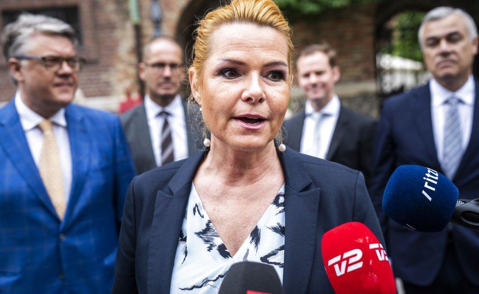 I Rigsrettens historie har den behandlet fem sager før sagen mod Inger Støjberg, der er anklaget for at have overtrådt loven om ministres ansvar.