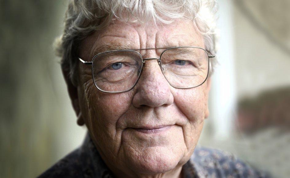 Per Vendsborg har arbejdet i psykiatrien i 50 år og ser fordommene om angst infiltrere samfundet helt op på politisk niveau.