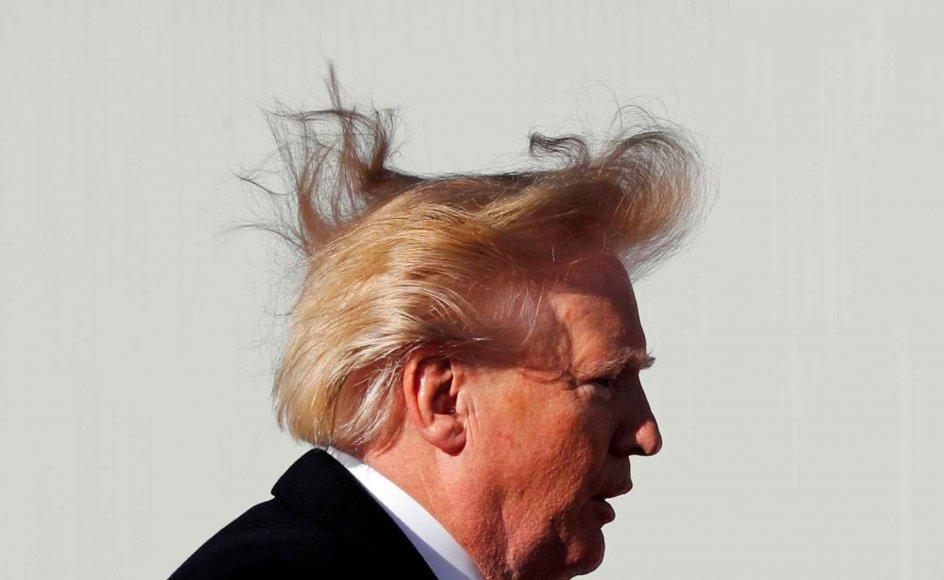 Avisen New York Times skriver, at McConnell har sagt til flere kolleger, at en rigsretssag vil gøre det nemmere for partiet at vaske skampletten fra Donald Trump af sig.