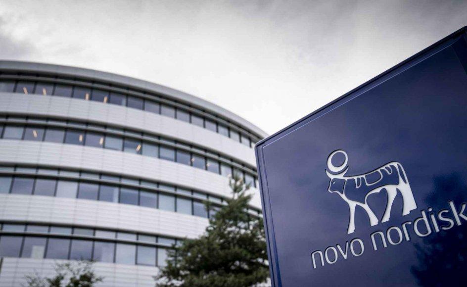 Novo Nordisk er efter sidste uges politiske optøjer i USA ved at se på, hvordan selskabet forholder sig til politiske donationer fremover. (Arkivfoto)