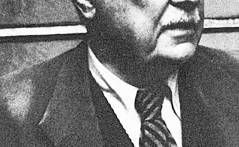Rudolf Bultmanns sommerseminarer havde i mange år deltagelse af filosoffen og teologen K.E. Løgstrup. – Foto: The Granger Collection/Ritzau Scanpix.