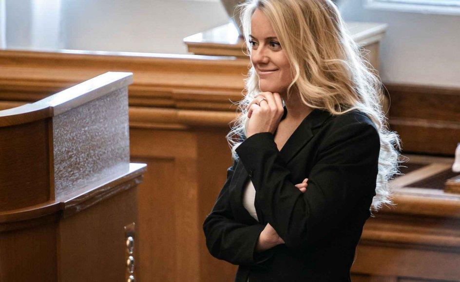Pernille Vermund har erfaret, at mange melder sig ind, hvis hun lægger opslag ud på sociale medier for eksempel om nye meningsmålinger, så den aktivitet holder hun lidt igen med for tiden.