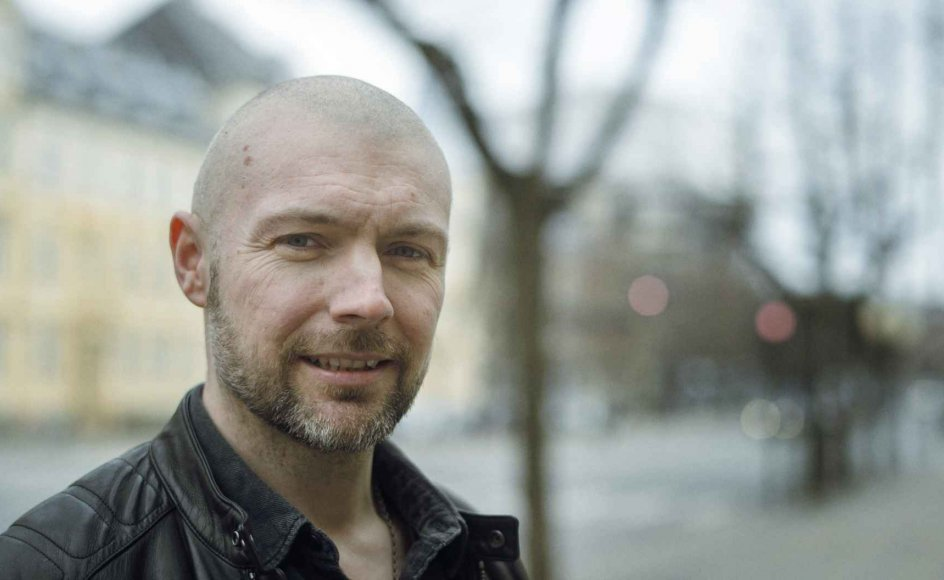 Jonas Breum. – Foto: Johanne Teglgård Olsen