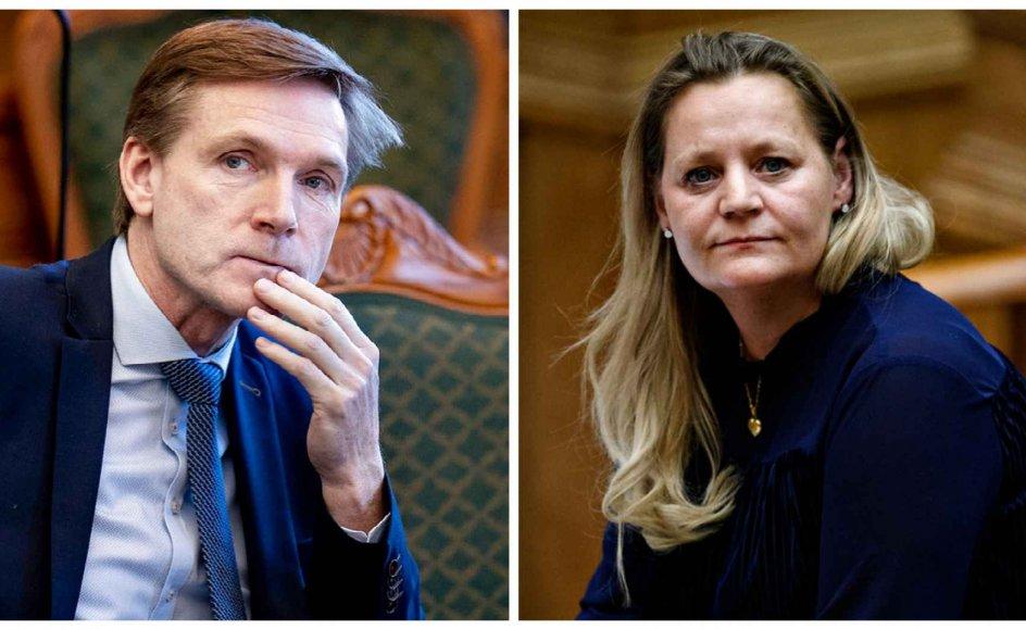 Parti formand for Dansk Folkeparti, Kristian Thulesen Dahl, adresserer i dette debatindlæg sammen med folketingsmedlem for DF, Karina Adsbøl, regeringens ønske om, at flere børn skal anbringes.