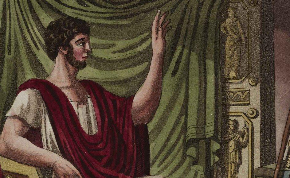 I dag vil nogle måske forbinde jødisk påklædning med kalotter eller pelshatte for mænd og parykker for kvinder. Det meste af dette er dog først kommet til langt senere i historien, fortæller Thomas Egebæk, der er registrator ved Dansk Jødisk Museum. Som vægmalerierne antyder, har jøderne i romersk Palæstina efter alt at dømme fortrinsvis lignet de romere, de færdedes blandt.