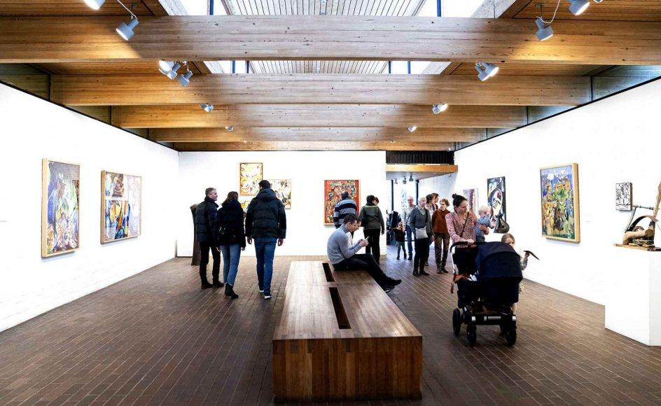 Museum Jorn i Silkeborg er blandt anmeldernes favoritter.
