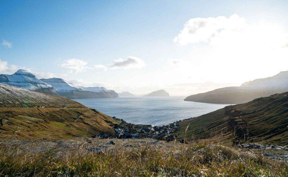 Planerne om et  17 meter højt kors på færøerne er nu droppet.
