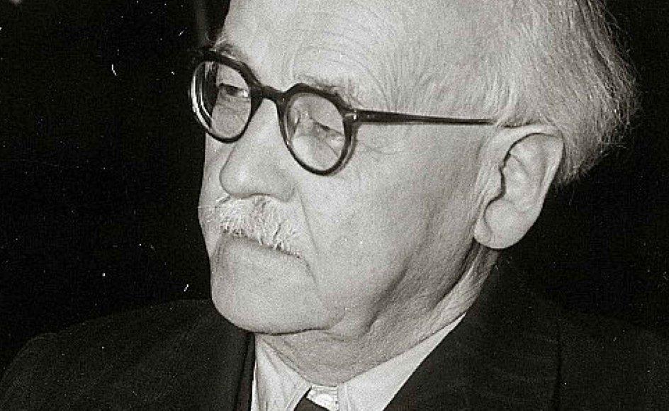 Emil Fuchs var en af de første kristne socialister i Tyskland. – Foto: Wikicommons.