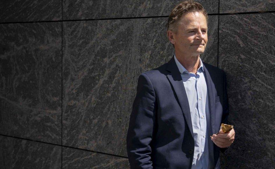 Lars Munch stopper ifølge InsideBusiness som bestyrelsesformand i JP/Politikens Hus, der blandt andet står bag Jyllands-Posten, Politiken og Ekstra Bladet. (Arkivfoto)