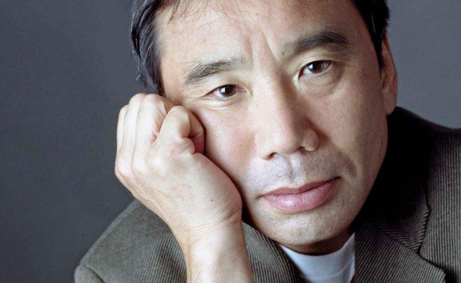 """I Haruki Murakamis (født 1949) novellesamling """"Første person ental"""" betoner forfatteren det tilfældige og skæbnebestemte, der definerer vores liv. – Foto: Ritzau Scanpix."""