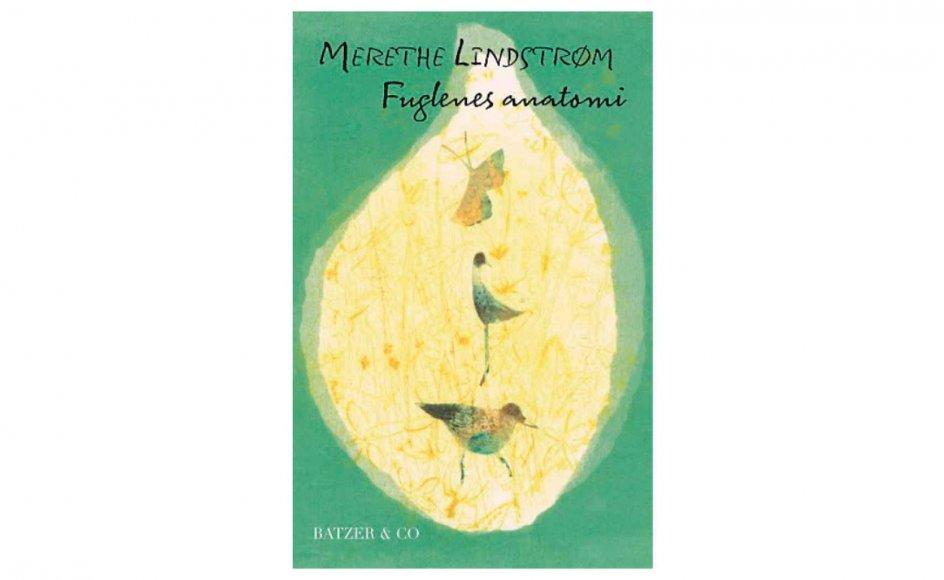 Uden Lindstrøms fintmærkende, klichéfri sprog var romanen kollapset, skriver anmelder Jeppe Krogsgaard Christensen.