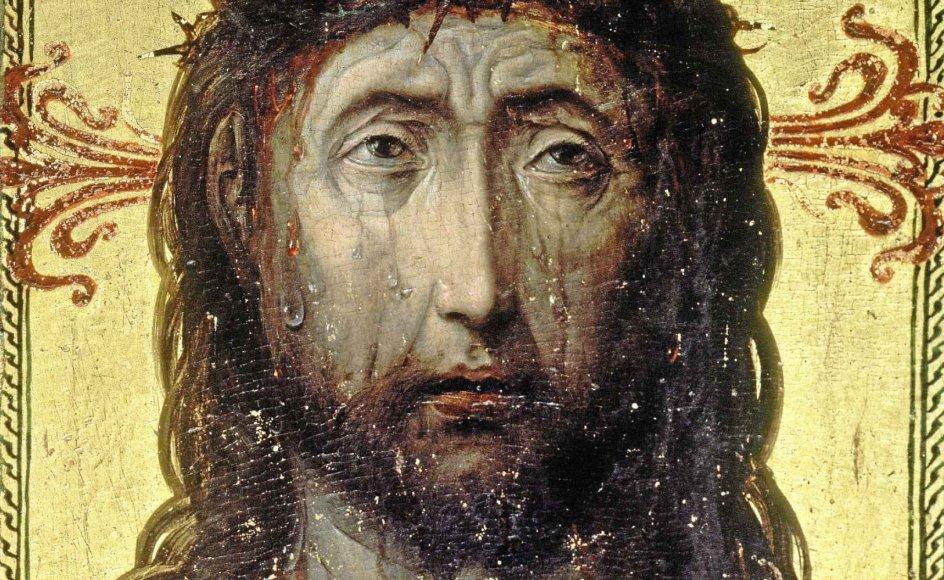 Jesus græder flere gange i Bibelen. Her er motivet vist af kunstneren Juan de Flandes. – Foto: Ritzau Scanpix.