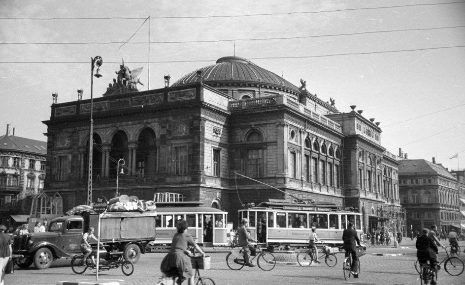 Ikke alle er vilde med idéen om, at musikalsk teater skal fylde mere på Det Kongelige Teater.