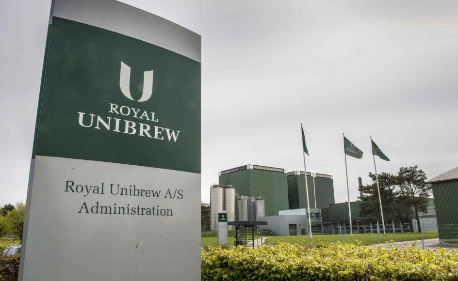 Royal Unibrew har indgået en aftale med familien bag Fuglsang Holding om at overtage Bryggeriet S. C. Fuglsang og Mineralvandsfabrikken Frem. (Arkivfoto)