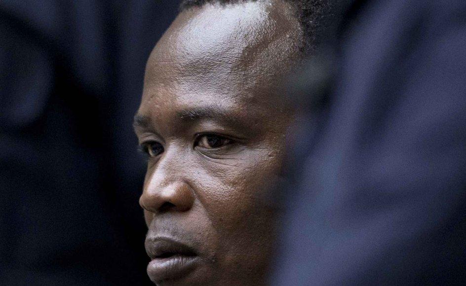 Han gav ordre til mange drab og bortførelser ved angreb på lejre, som var beskyttet af ugandiske regeringssoldater. Han gjorde mange til sexslaver, og børn blev tvunget til at udføre krigshandlinger. Ongwen blev som dreng selv bortført af LRA.